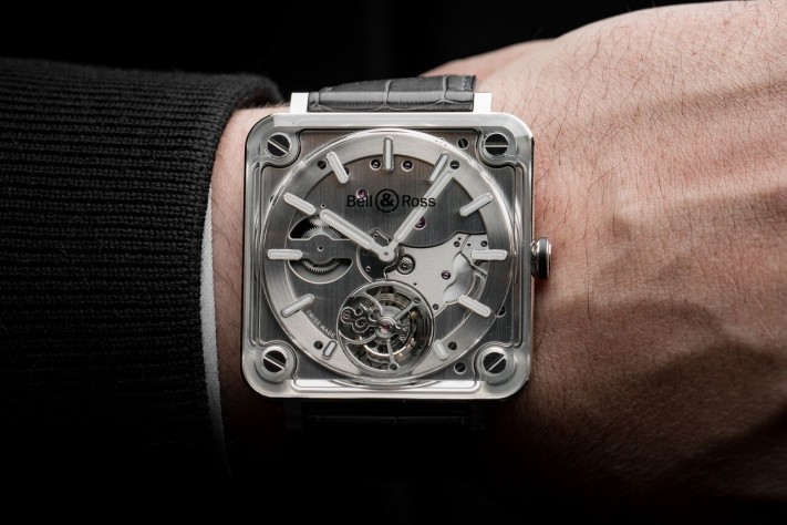 Watch of the Week: Bell & Ross BR-X2 Tourbillon Micro-Rotor Automatic: A Connoisseur's Delight