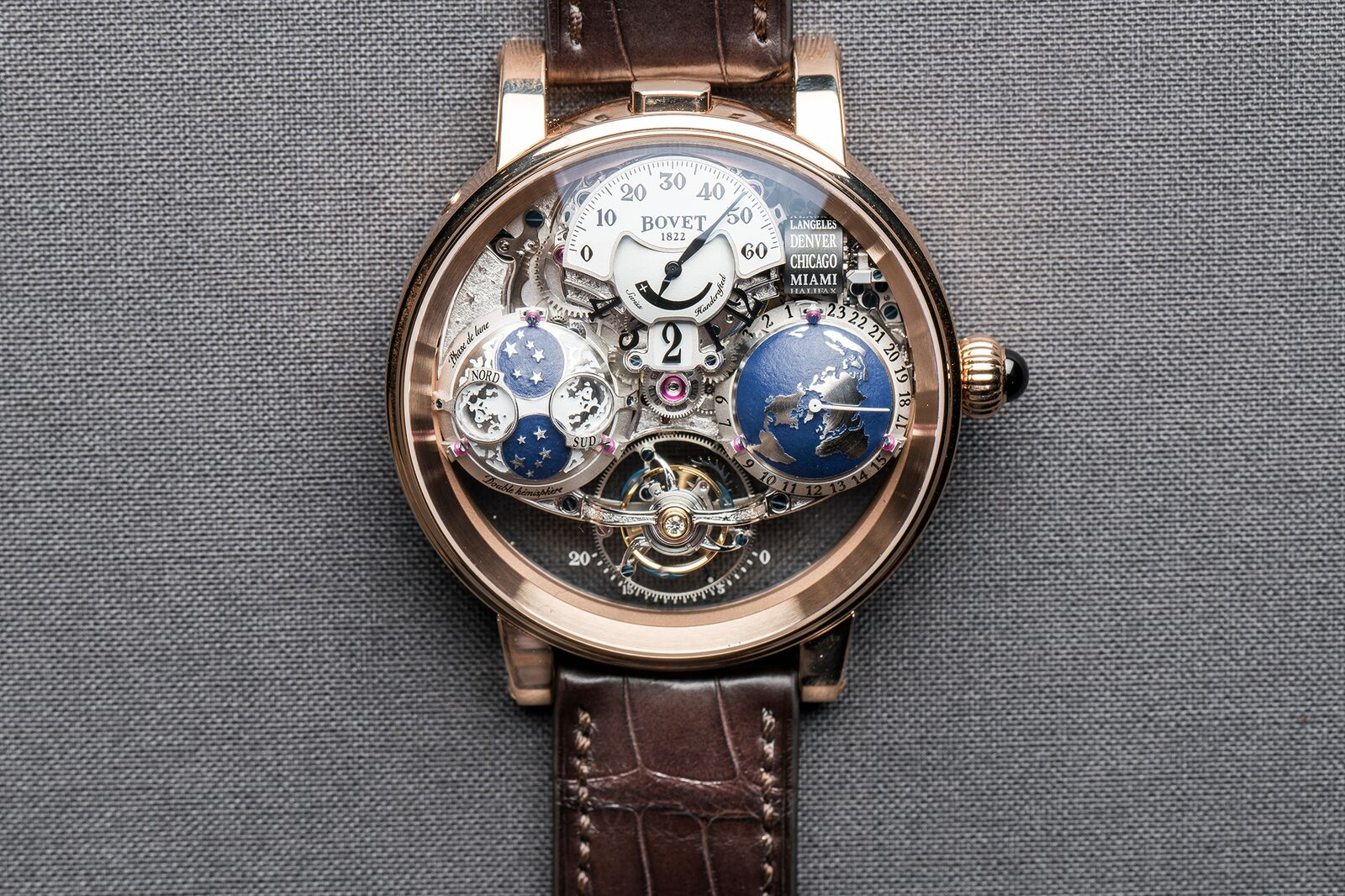 Bovet Récital 18 Shooting Star