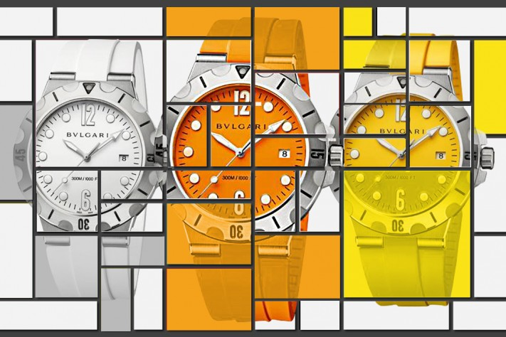 Color me Crazy: Use of Color in watches