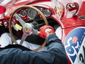 Driving The 90th Edition Of The Mille Miglia With Chopard