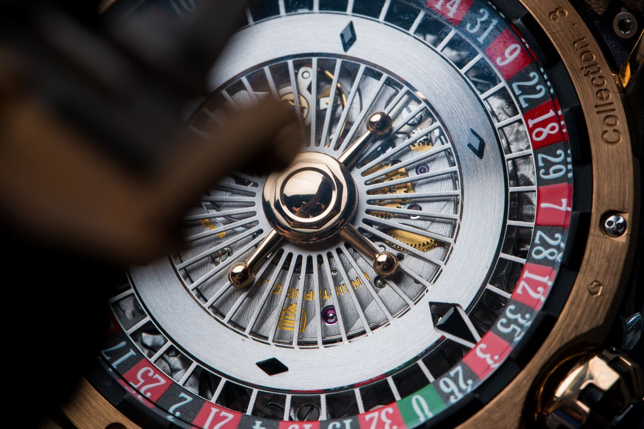 Christophe Claret Gaming Collection