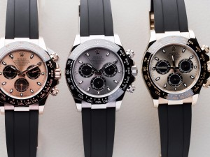 """""""He Who Does Not Have His Rolex By The Age Of 50 Is A Failure."""""""