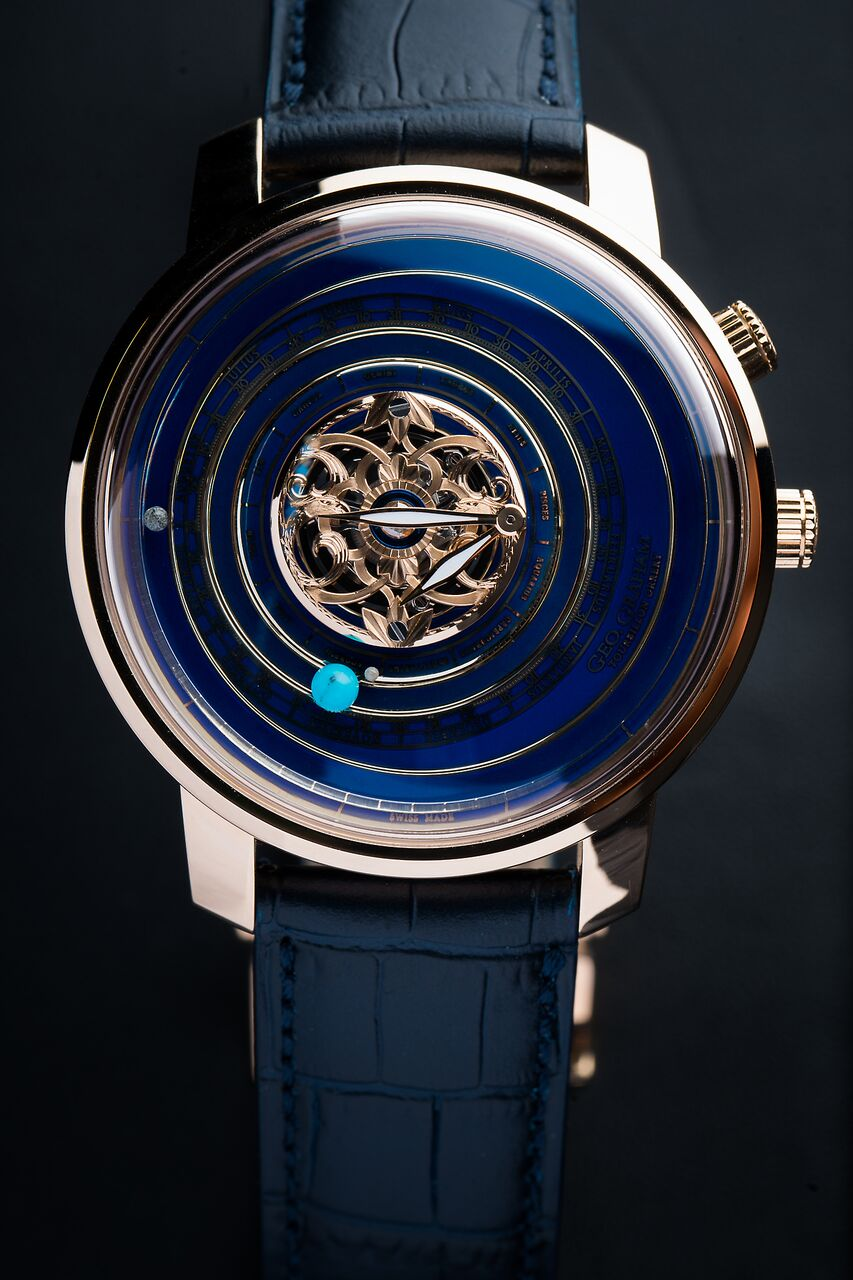 Geo Graham Orrey Tourbillon