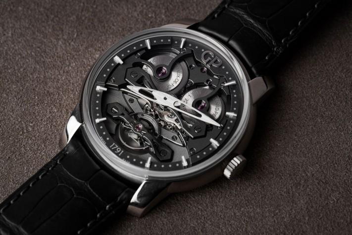 Haute Watch of the Week: Girard-Perregaux Neo Bridges Hands On