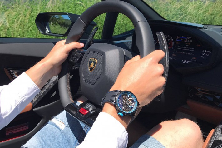 "Weekend Special: Inside Roger Dubuis ""Run To Monaco"""