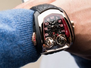 Haute Complication: Hand's On With The Jacob & Co Twin Turbo