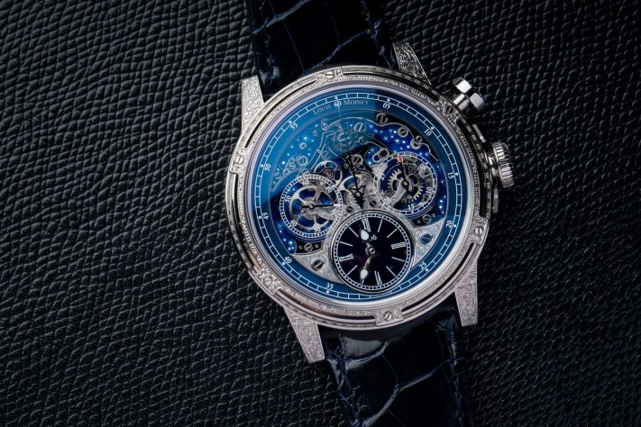 Inside The Magical World Of Louis Moinet