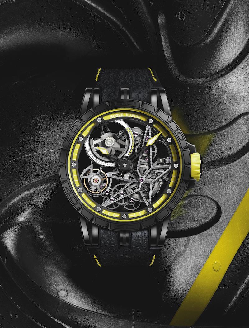 Mood Picture 2017 - Excalibur Spider Pirelli -  RDDBEX0616  RD820SQ calibre
