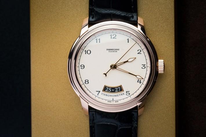 Watch of the Week: Parmigiani's New Toric Chronomètre