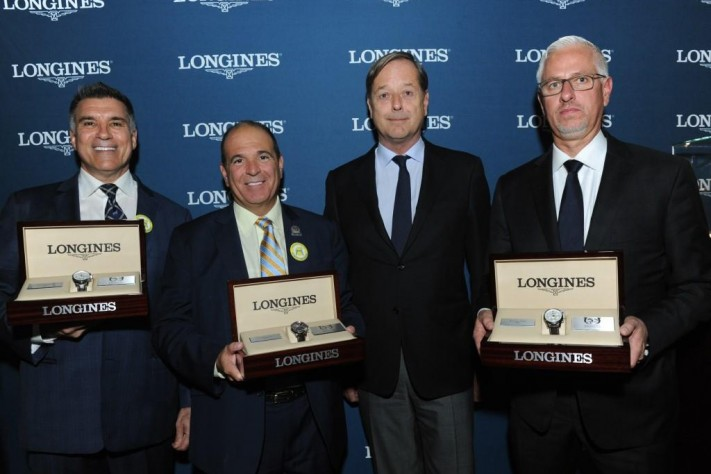 Longines Keeps Time and Tradition at Kentucky Derby