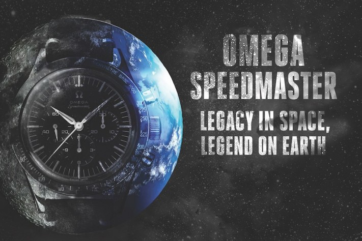 Omega Speedmaster: Legacy in space, legend on Earth