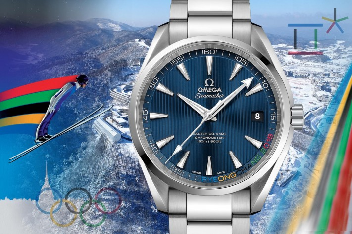 Omega And Their High-Precision Olympic Legacy