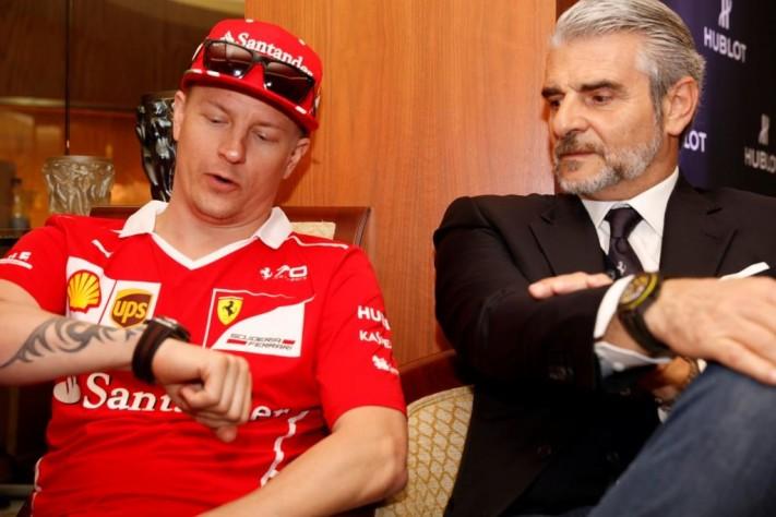 Hublot and Ferrari Bring the Latest Big Bang Ferrari to Canada
