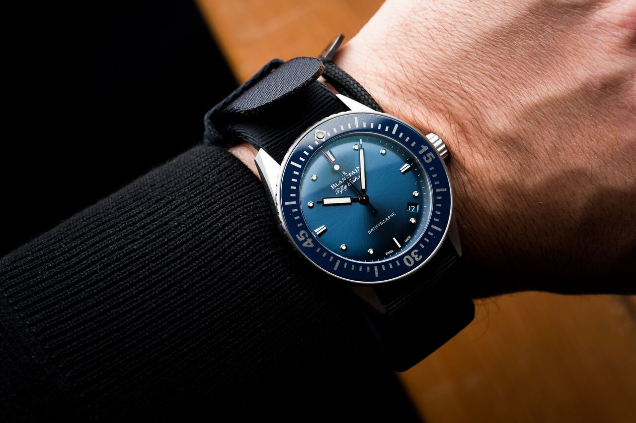 Blancpain Bathyscape