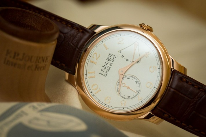 Exploring The Contemporary Elegance Of The F.P. Journe Chronometre Souverain