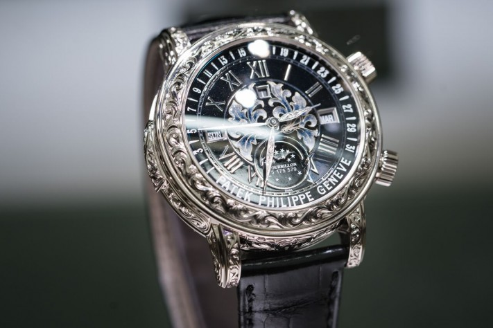 Haute Time Talks Grand Exhibition with Larry Pettinelli, President of Patek Philippe US