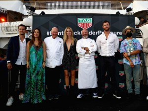 TAG Heuer Celebrates Monaco Grand Prix at Celebrity Yacht Party