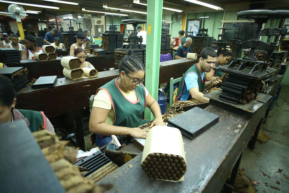 Arturo Fuente Factory-1