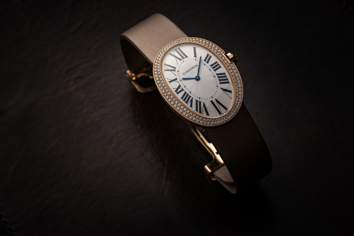 Diamonds are a girl's best friend, And These Watches Are Great Examples Of This