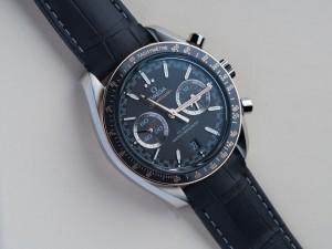 A Need For Speed: Omega Speedmaster Racing Master Chronometer