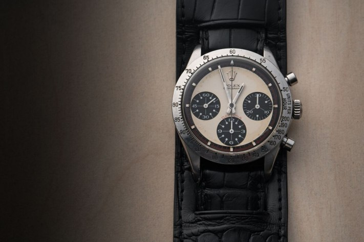 Paul Newman's Daytona Officially The World's Most Expensive Rolex
