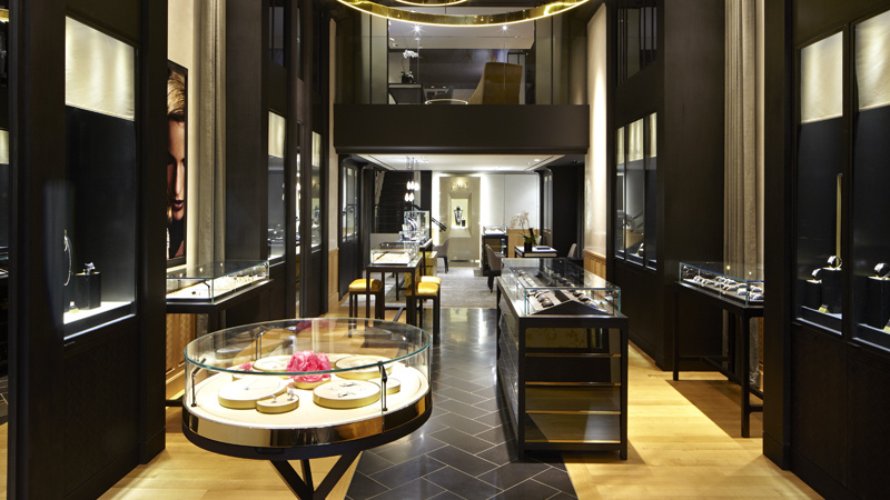 Piaget fifth avenue