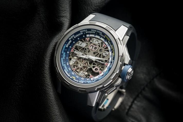 Exploring The Richard Mille RM 63-02 World Timer