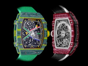 Richard Mille Launches RM 67-02, The New Sports Version Of The RM 67-01 Extra Thin Automatic