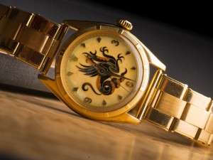 "Throwback Thursday: Rolex ref. 6085 ""The Dragon"""