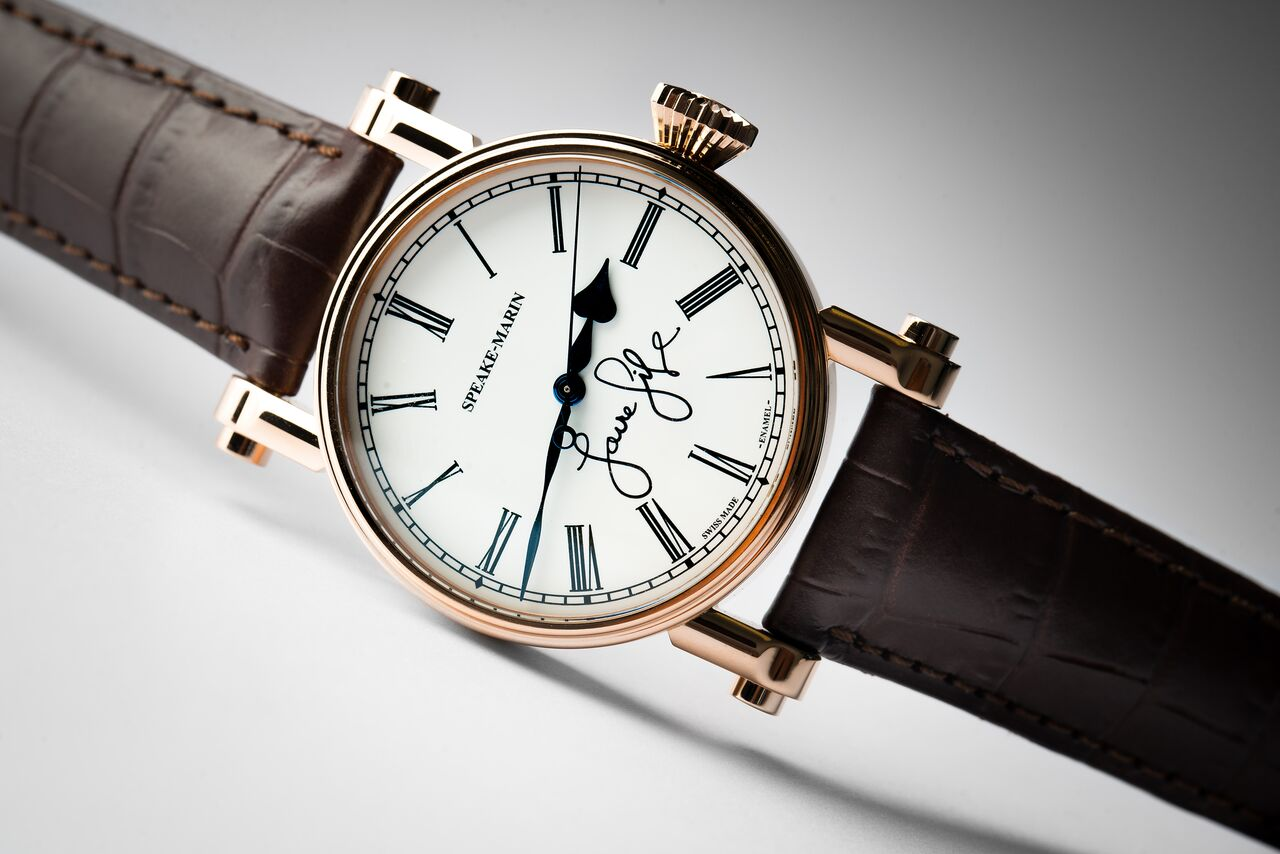 Speake Marin Only Watch