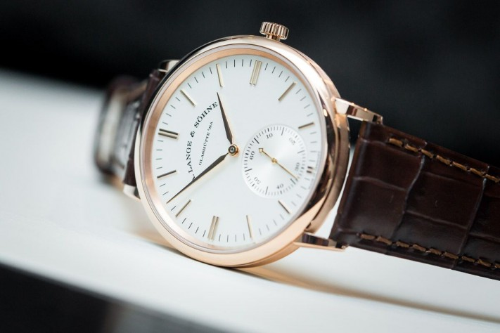 The Teutonic Elegance Of The A.lange & Söhne Saxonia Automatik