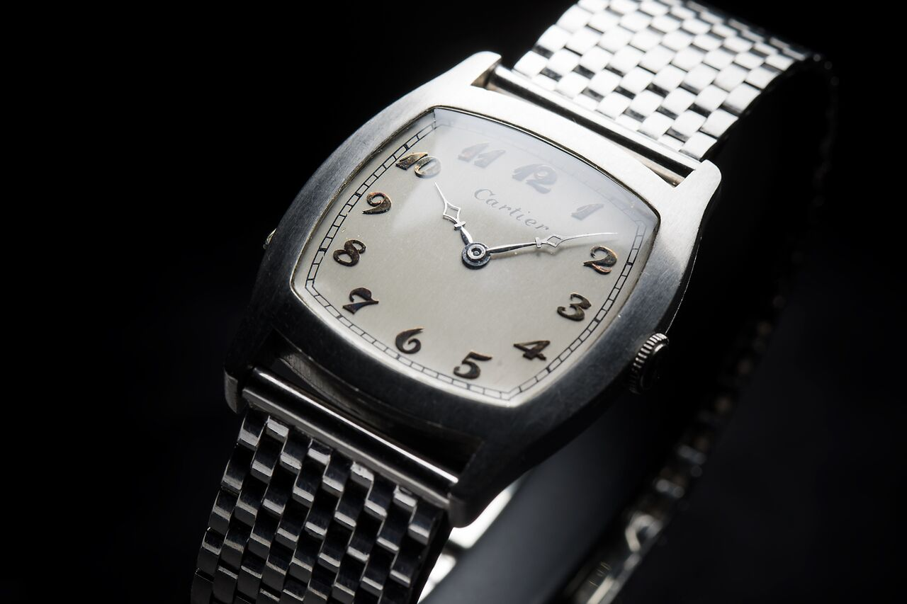 Cartier Minute Repeater