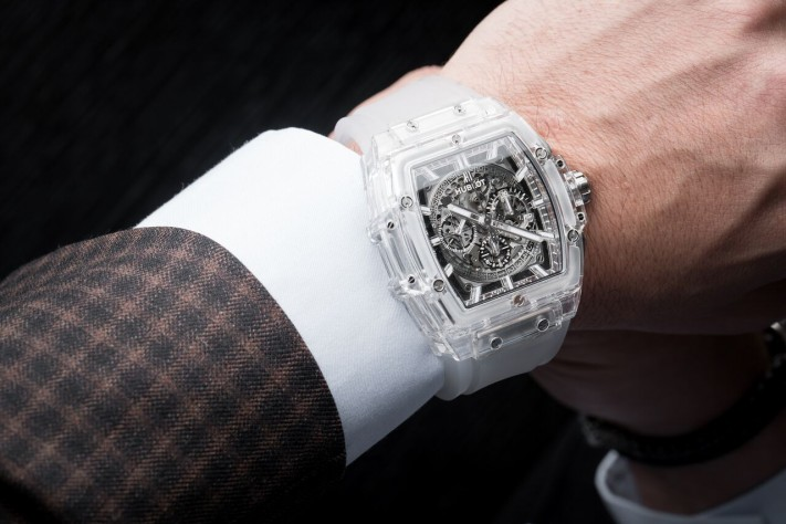 Watch of the Week: Hublot Spirit Of Big Bang Sapphire