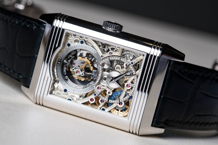 The Two Faces Of The Jaeger-LeCoultre Reverso Tribute Gyrotourbillon