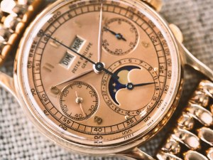 The 'Waxing' Appeal Of Vintage Moon Phase Watches