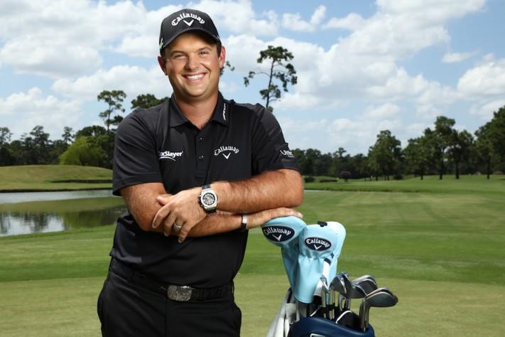 Hublot Welcomes US Golfing Sensation Patrick Reed As Brand Ambassador