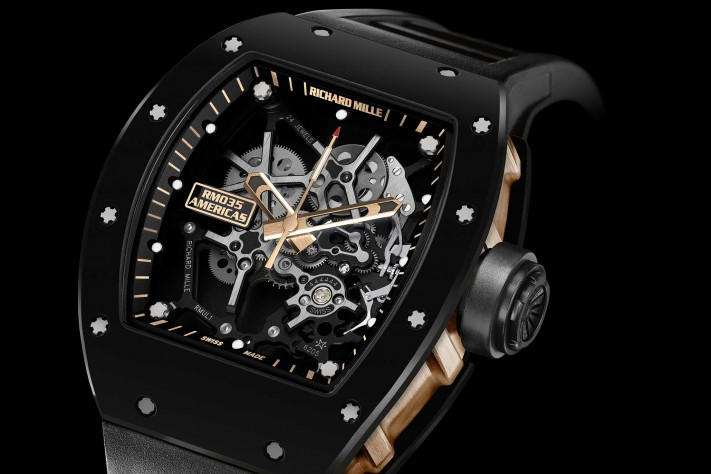 Richard Mille Pay Tribute To Rafael Nadal With Two Exclusive Limited Editions
