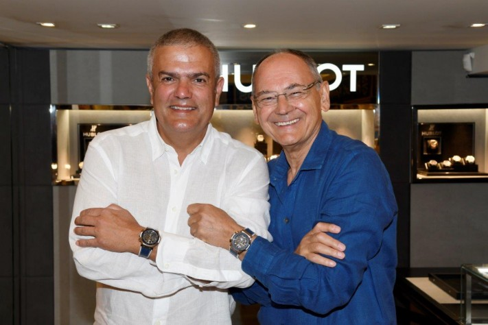 Hublot Launched Limited Edition Dedicated To Mykonos