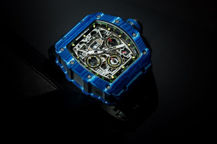 Haute Complication: Richard Mille RM 11-03 Jean Todt