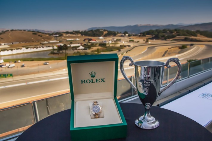 Winners & Watches At Monterey Car Week
