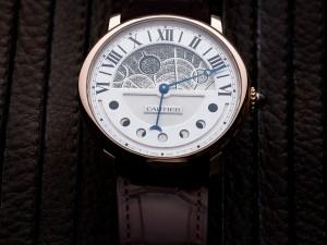 Haute Complication: Rotonde de Cartier Day and Night