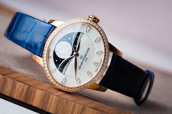Exploring The Exquisite Character Of The Girard-Perregaux Cat's Eye Celestial
