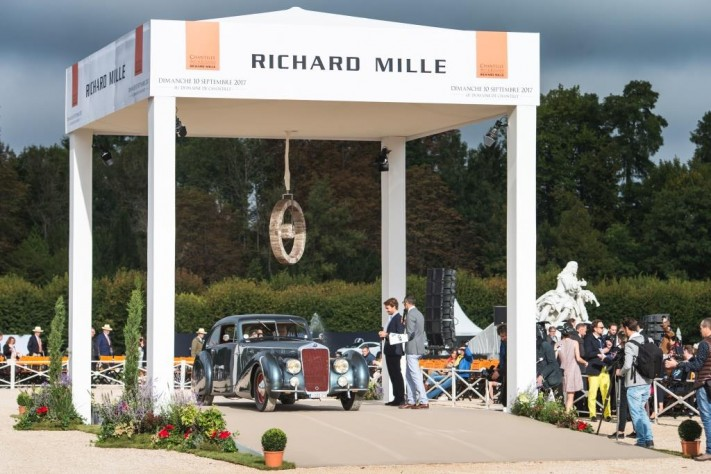 "Richard Mille Celebrates ""Art Et Elegance Richard Mille"""