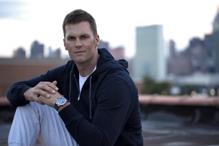 TAG Heuer Presents Special-Edition Heuer 01 In Honor Of Tom Brady
