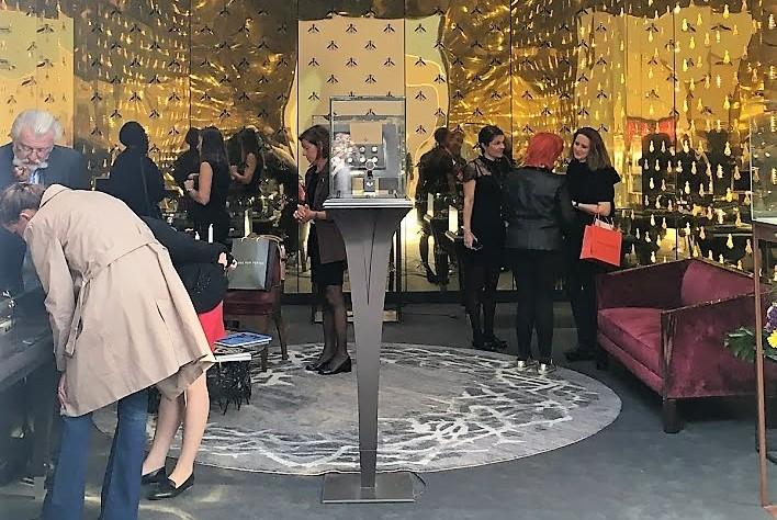 DeWitt and F. P. Journe Exhibit At La Biennale Paris