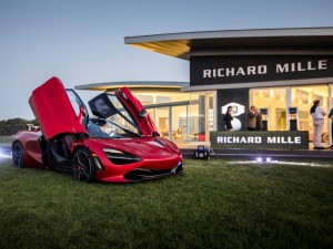 Richard Mille Brings Retro Cars, Luxury Vehicles And Limited-Edition Watches To The Bridge
