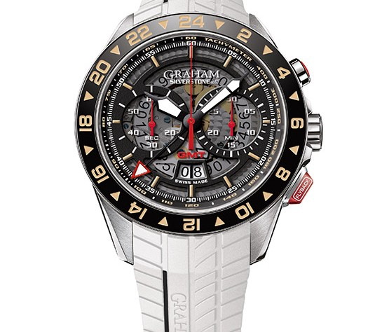 Graham Silverstone RS GMT Official Watch Of The Swiss Gurnigel Bergrennen