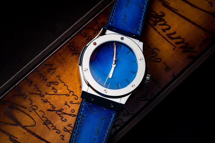 Haute Watch Of The Week: Hublot Classic Fusion Berluti