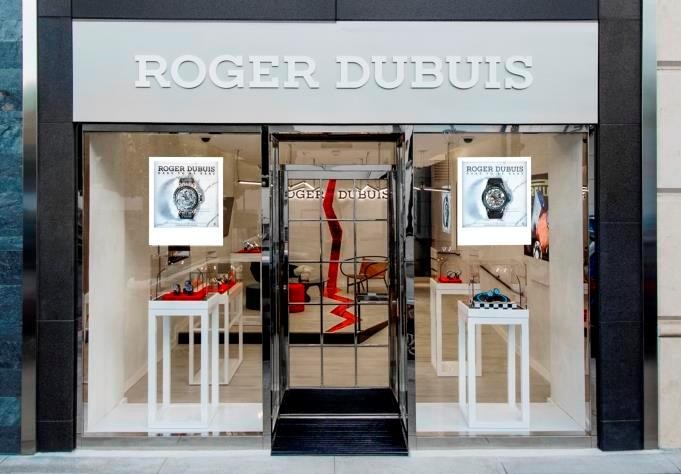Roger Dubuis Opens Second US Store in Beverly Hills
