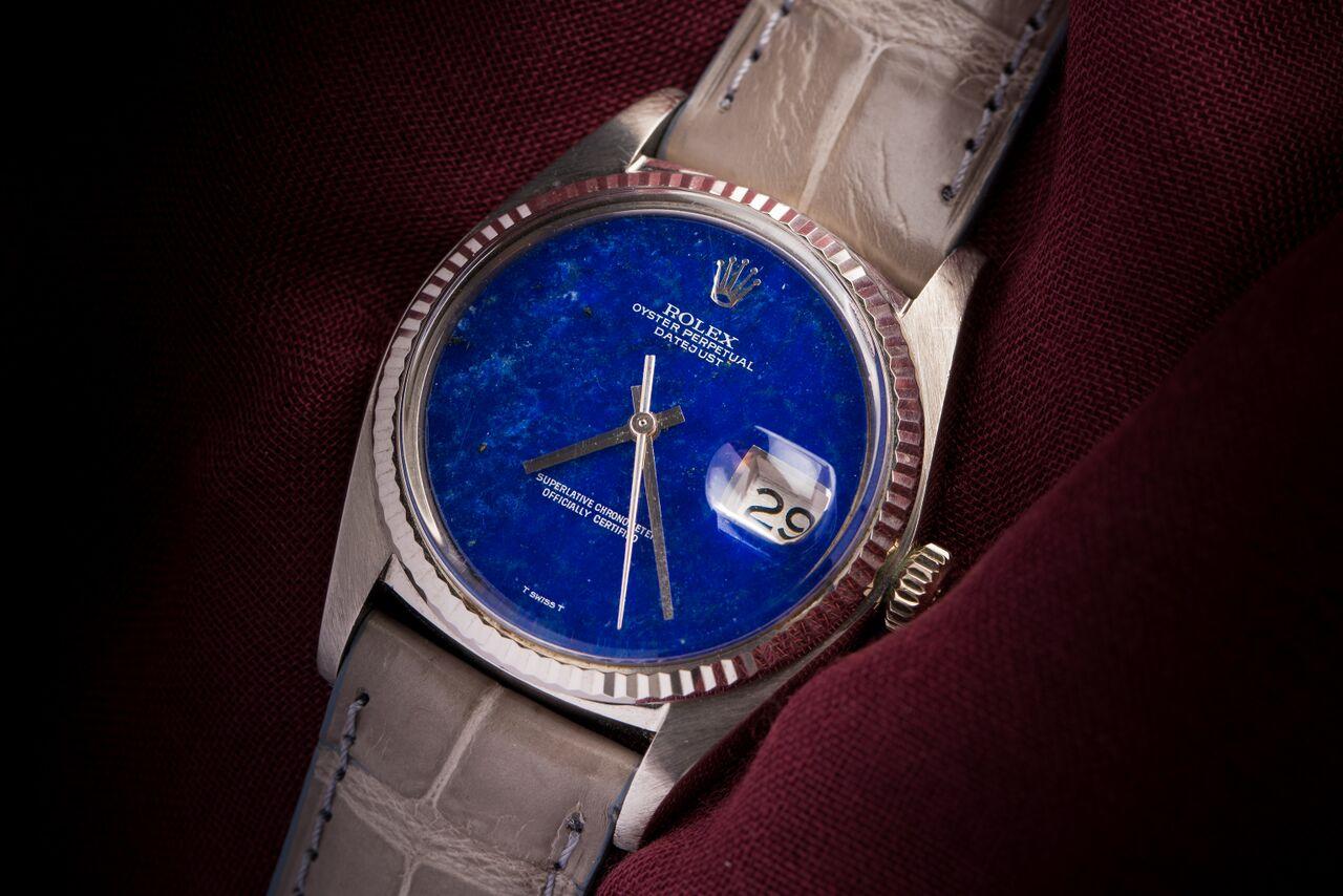 Rolex Datejust Lapis
